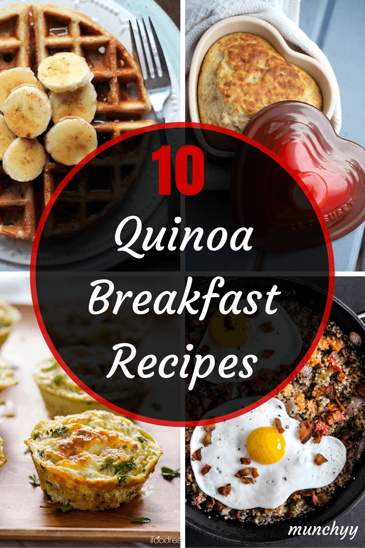 Breakfast Quinoa Recipes  10 Breakfast Quinoa Recipes That ll Take Your Meal to the