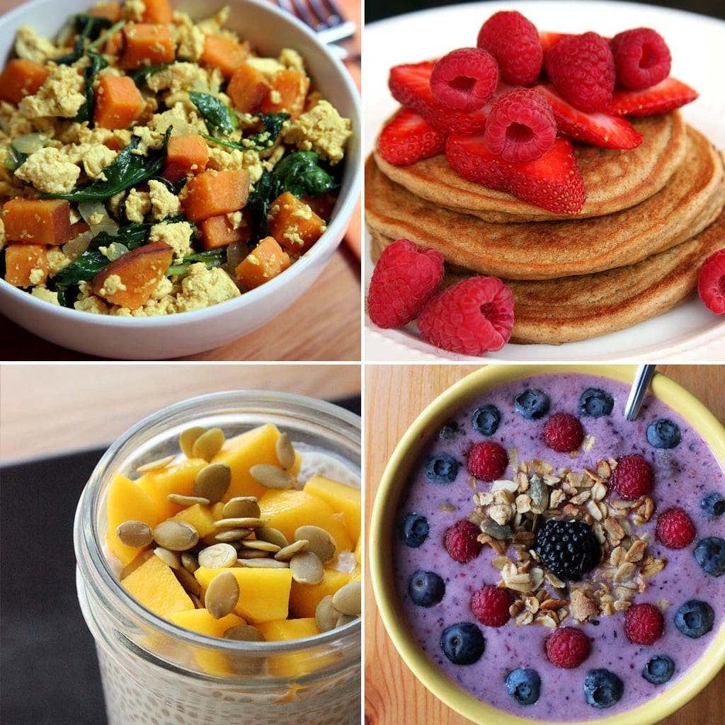 Breakfast Recipe Ideas  Vegan Breakfast Recipes