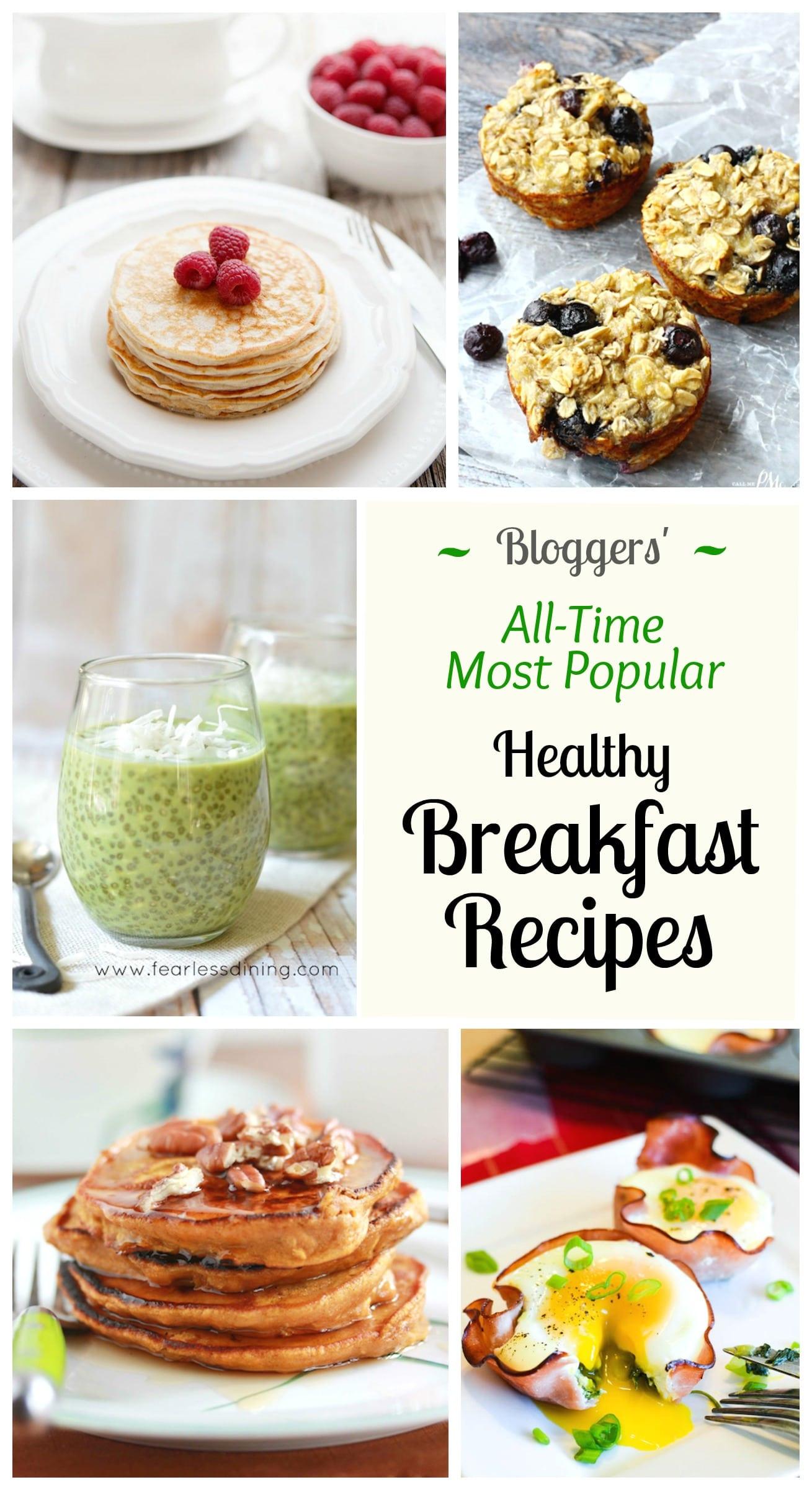 Breakfast Recipe Ideas  11 of the All Time Best Healthy Breakfast Ideas Two