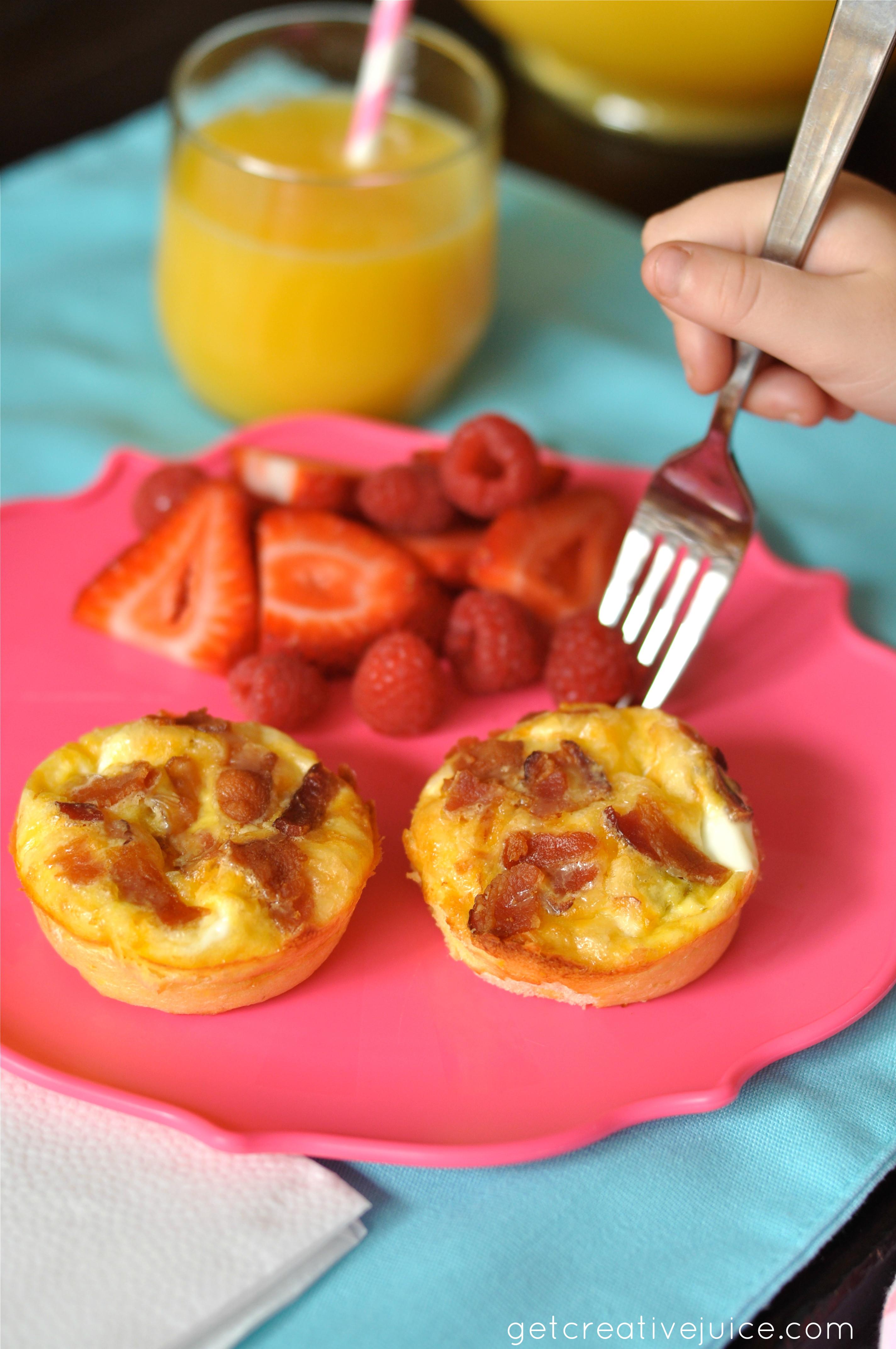 Breakfast Recipe Ideas  Back to school breakfast ideas & recipe