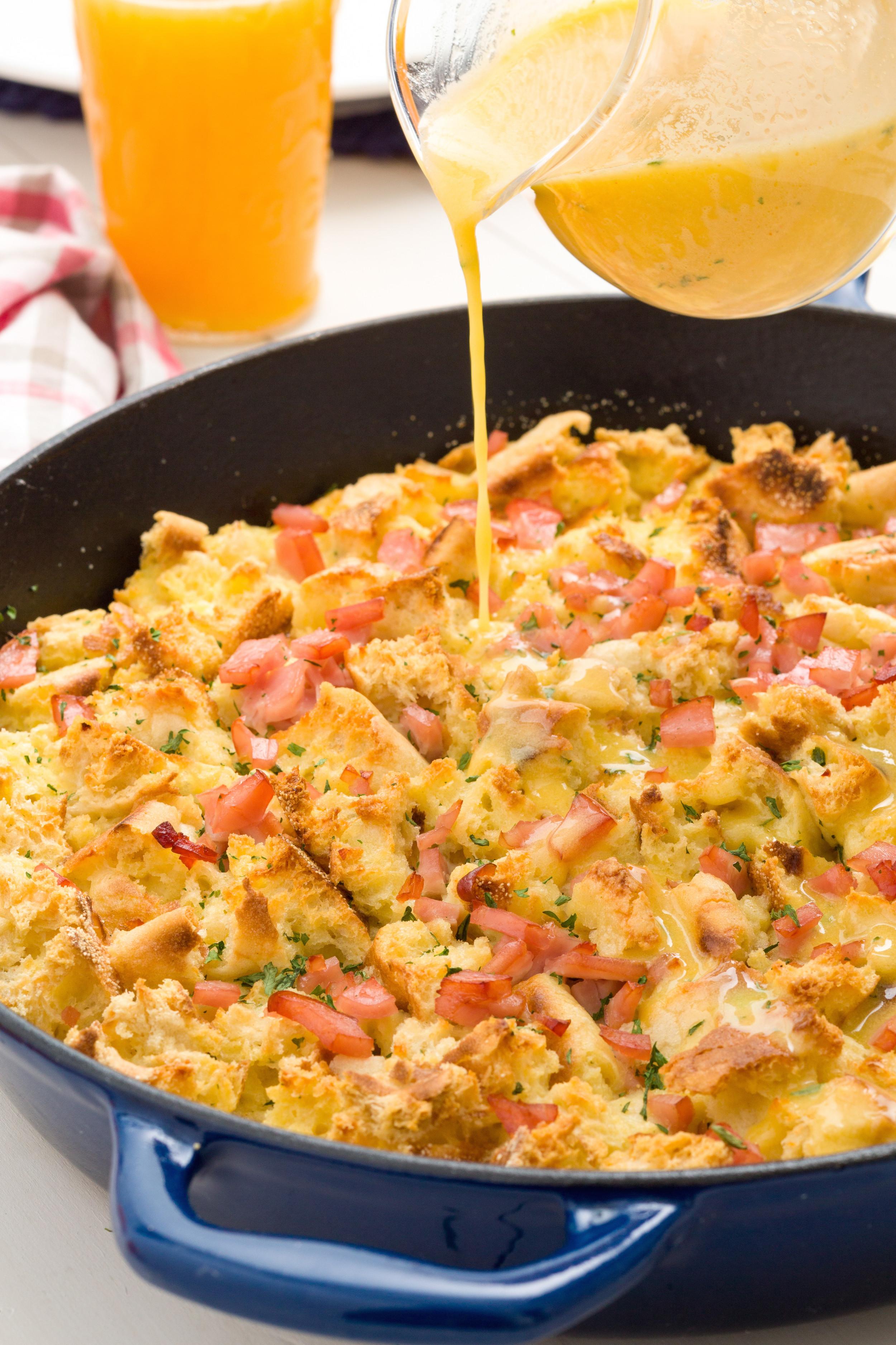 Breakfast Recipe Ideas  New Year s Day Brunch Recipes—Delish