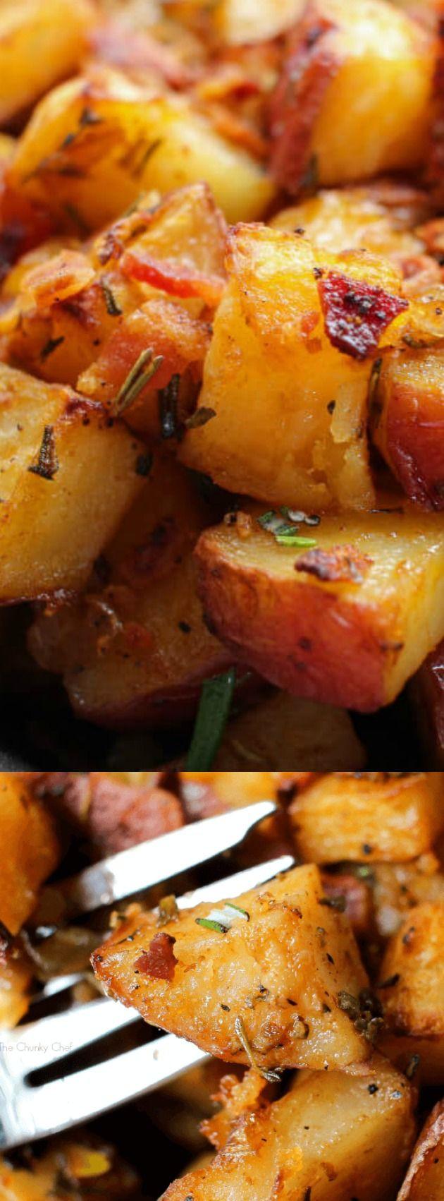Breakfast Red Potatoes  Oven Roasted Breakfast Potatoes Recipe
