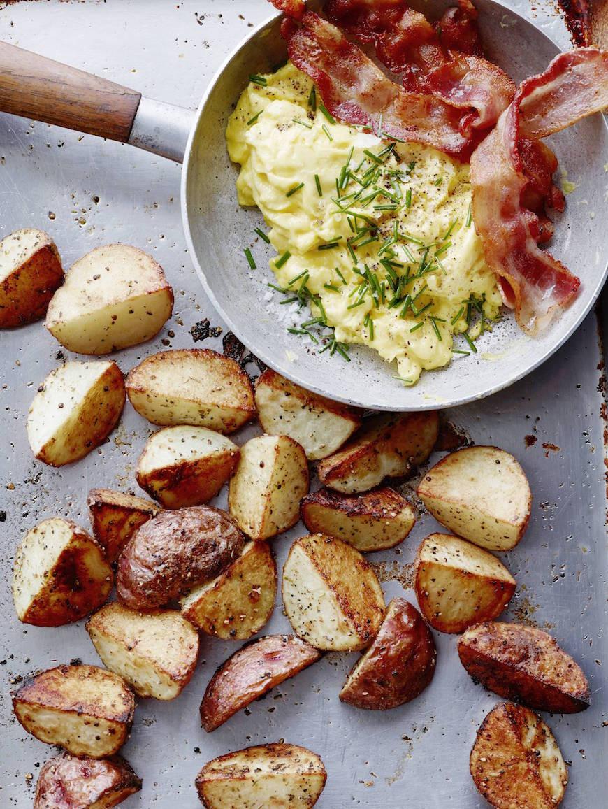 Breakfast Red Potatoes  Breakfast Potatoes What s Gaby Cooking