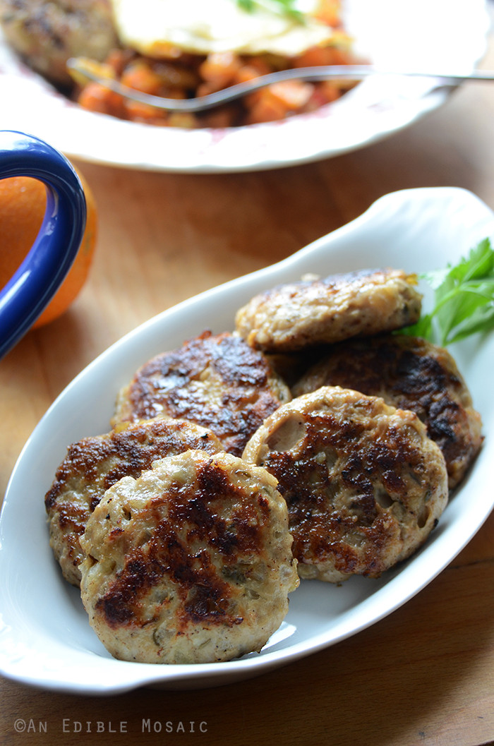Breakfast Sausage Recipe  60 Freezer Friendly Meals Julie s Eats & Treats
