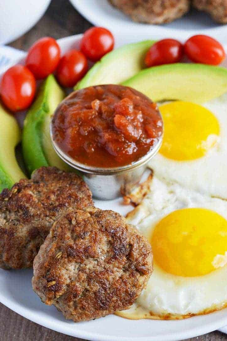 Breakfast Sausage Recipe  Whole30 Breakfast Sausage Paleo What the Fork