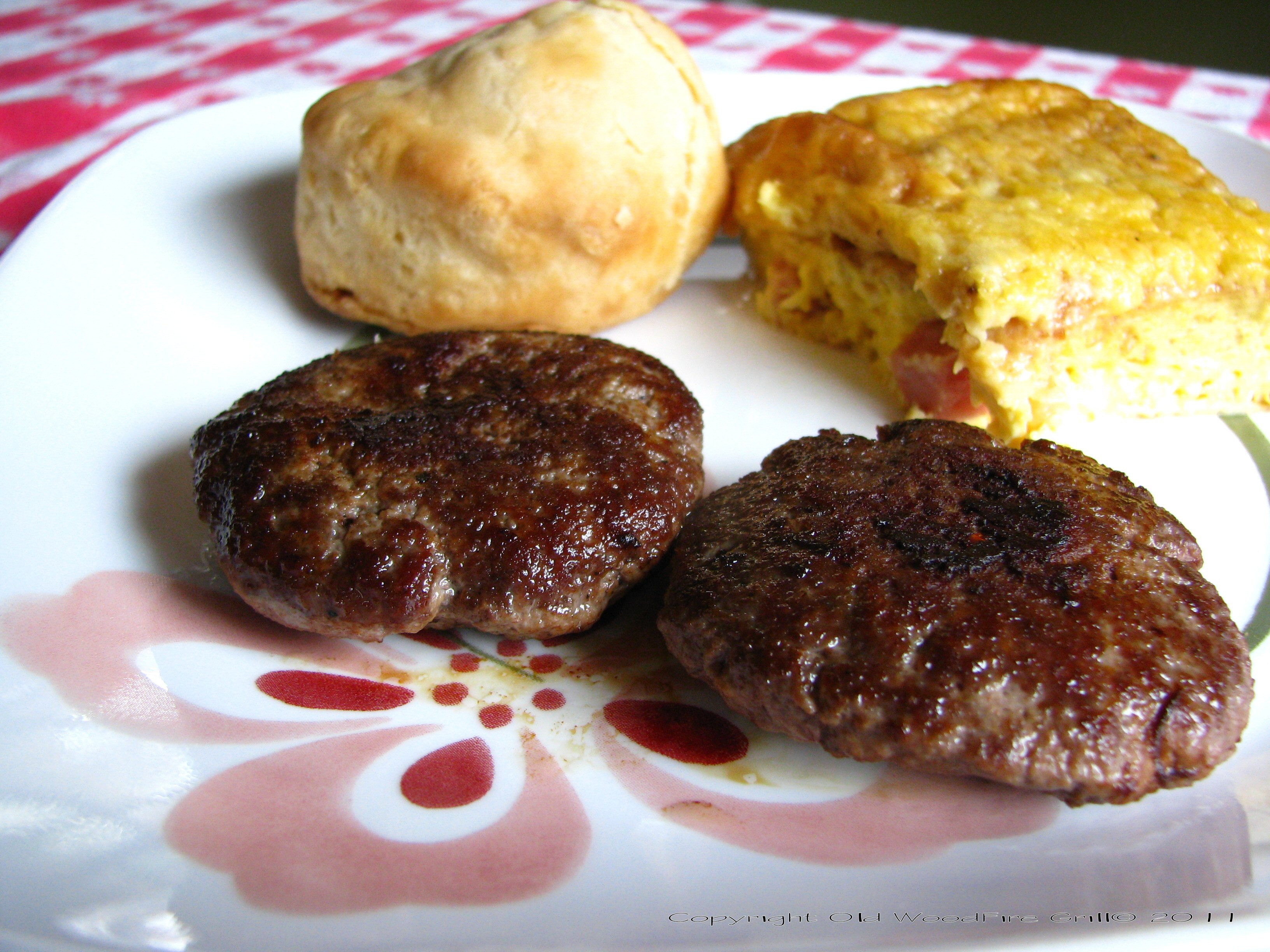 Breakfast Sausage Recipe  Venison Breakfast Sausage