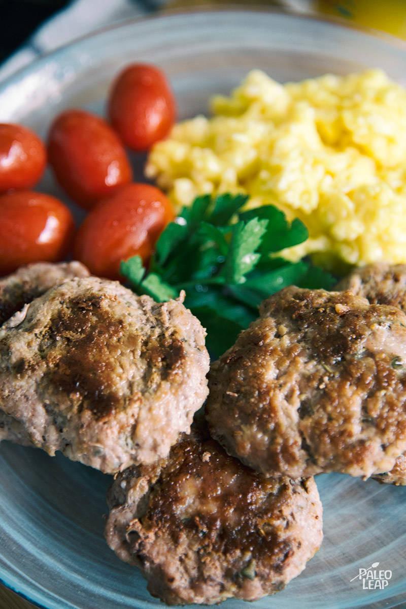 Breakfast Sausage Recipe  Keto Breakfast Pork Sausages Recipe
