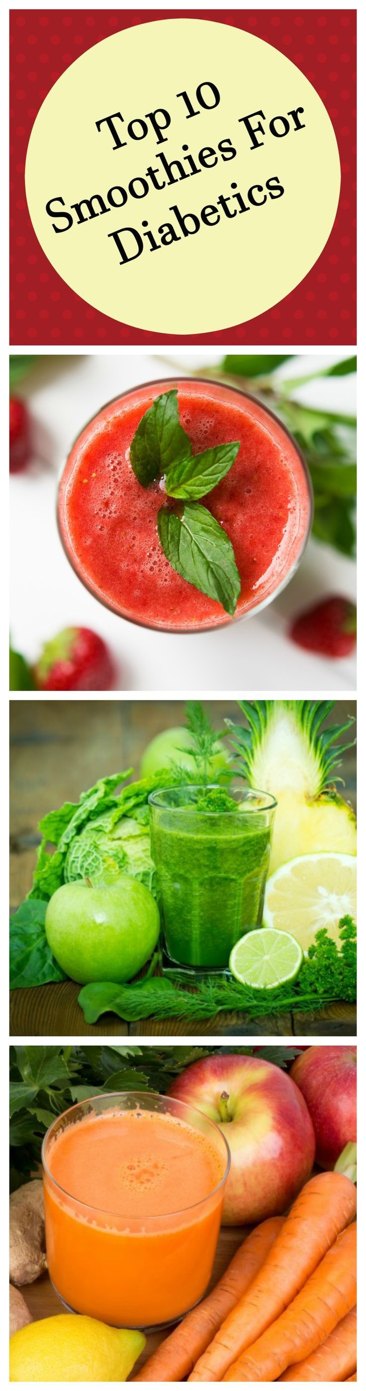 Breakfast Smoothies For Diabetics  Best 25 Diabetic smoothies ideas on Pinterest