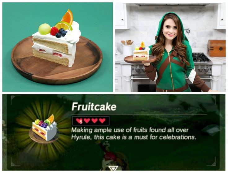 Breath Of The Wild Cake Recipe  859 best Nerdy Nummies images on Pinterest
