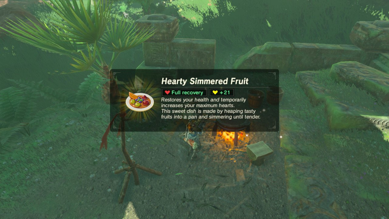 """Breath Of The Wild Fruitcake  How to find durian in """"The Legend of Zelda Breath of the"""