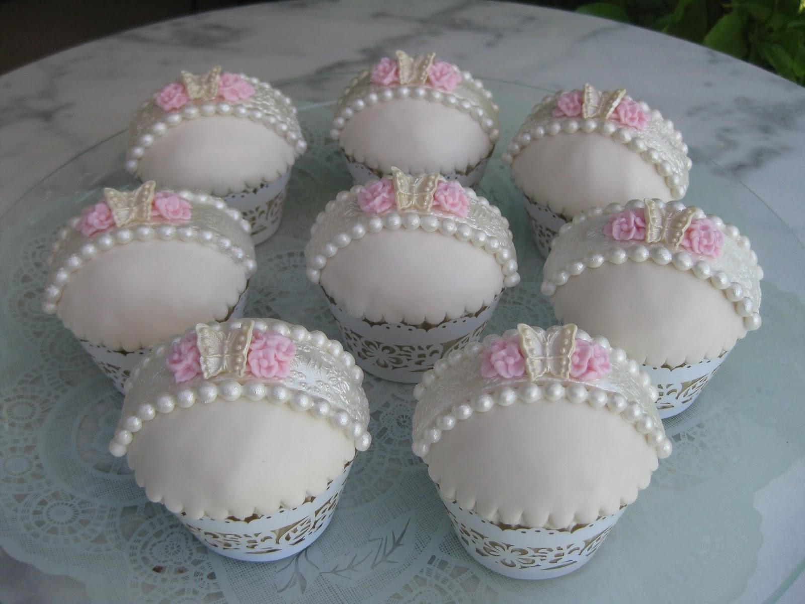 Bridal Shower Cupcakes  Sugar Chef BRIDAL SHOWER CUPCAKES