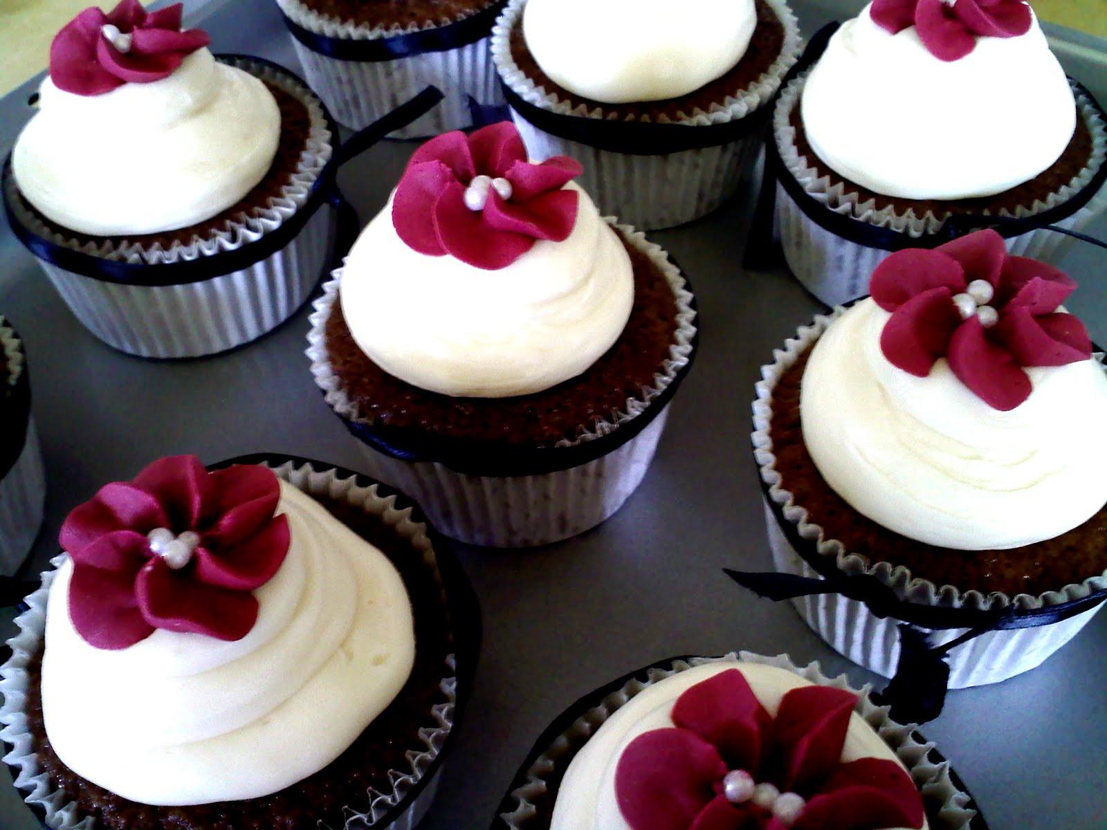 Bridal Shower Cupcakes  Bridal Shower Cupcakes The Delicious Dessert