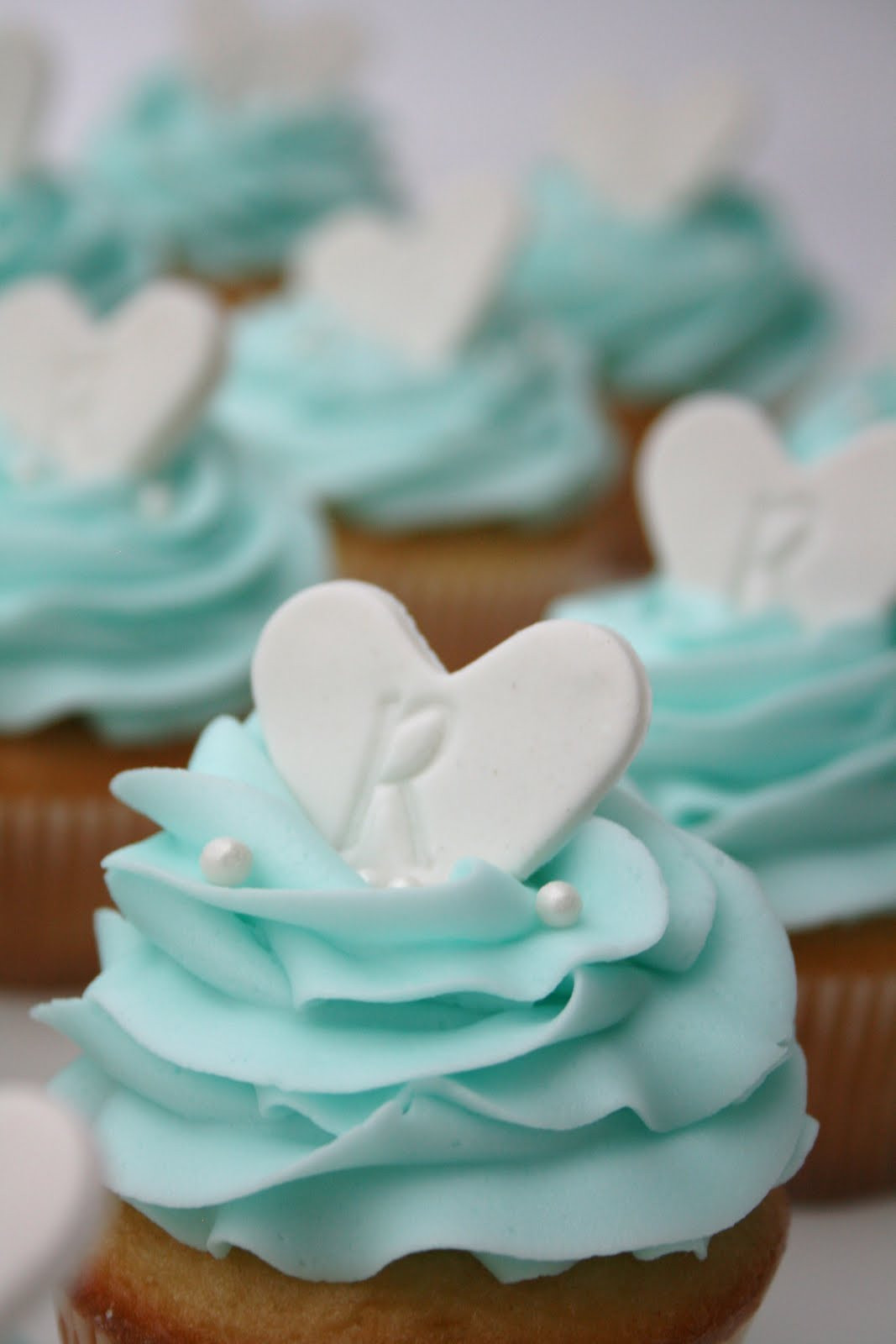 Bridal Shower Cupcakes  And Everything Sweet Bridal Shower Cupcakes