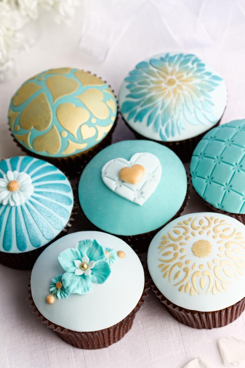 Bridal Shower Cupcakes  Wedding Shower Cupcakes
