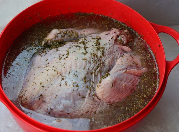 Brine Recipe For Turkey  Brined and Roasted Turkey