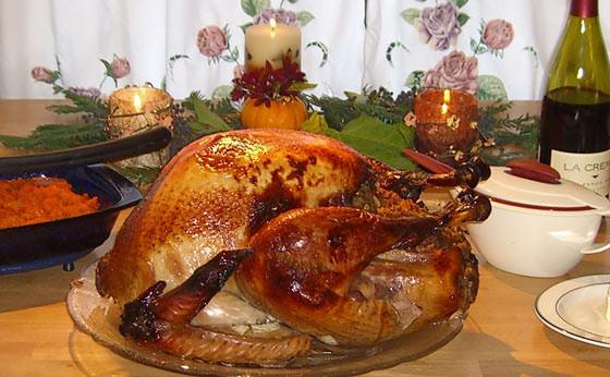 Brine Recipe For Turkey  brined thanksgiving turkey