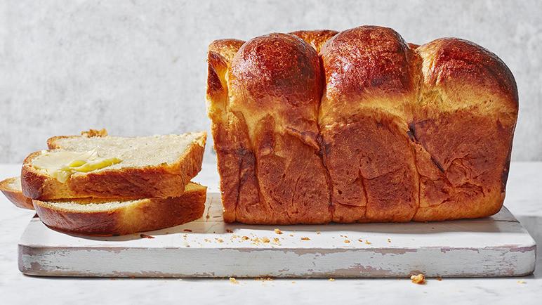 Brioche Bread Recipe  Recipe Classic brioche loaf