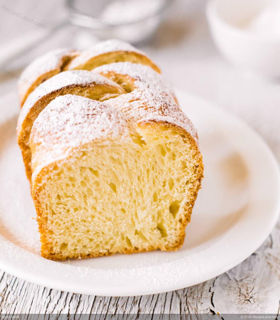 Brioche Bread Recipe  Bread Machine Brioche Recipe