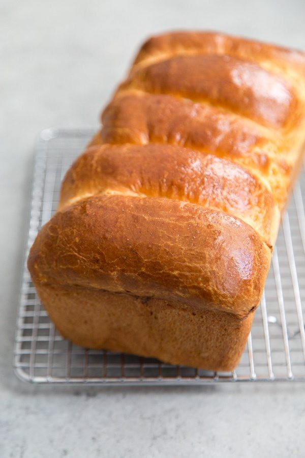 Brioche Bread Recipe  Brioche Loaf Bread Recipe Recipe Girl