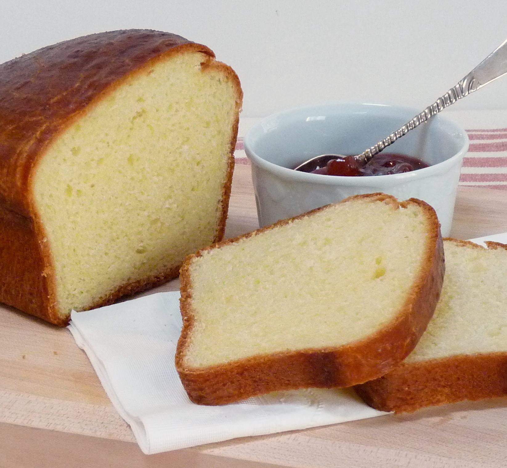 Brioche Bread Recipe  Brioche Loaves
