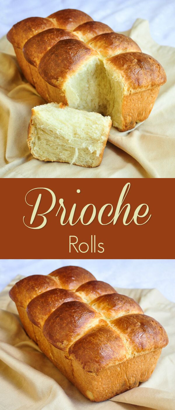 Brioche Bread Recipe  The 25 best Brioche rolls ideas on Pinterest