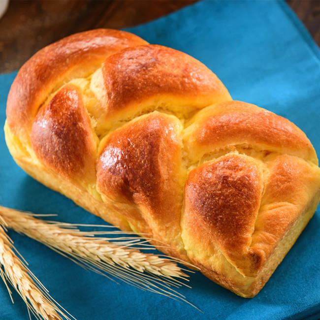 Brioche Bread Recipe  French Brioche Bread Recipe How to Make French Brioche Bread