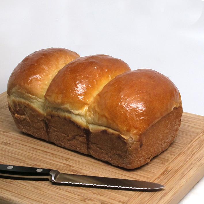 Brioche Bread Recipe  No Knead Brioche Recipe