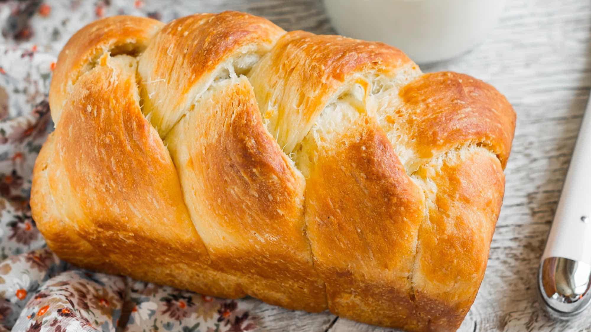 Brioche Bread Recipe  Brioche Recipe Desserts Recipes