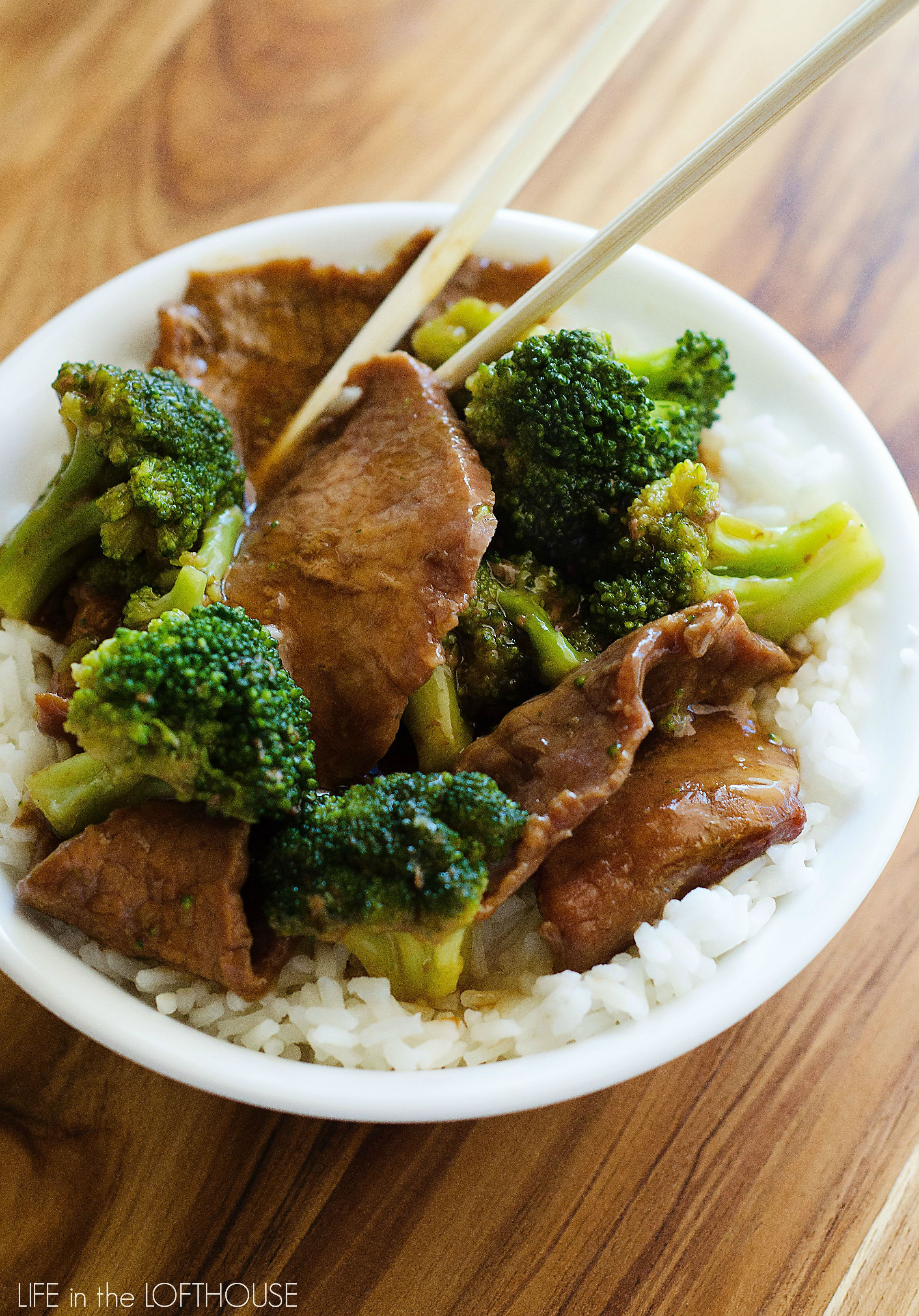 Broccoli And Beef Recipe  Crock Pot Beef and Broccoli