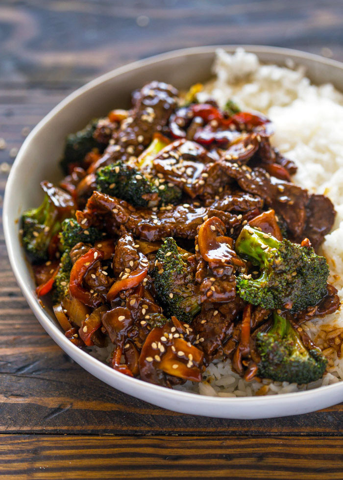Broccoli And Beef Recipe  Quick 15 Minute Beef and Broccoli Stir Fry