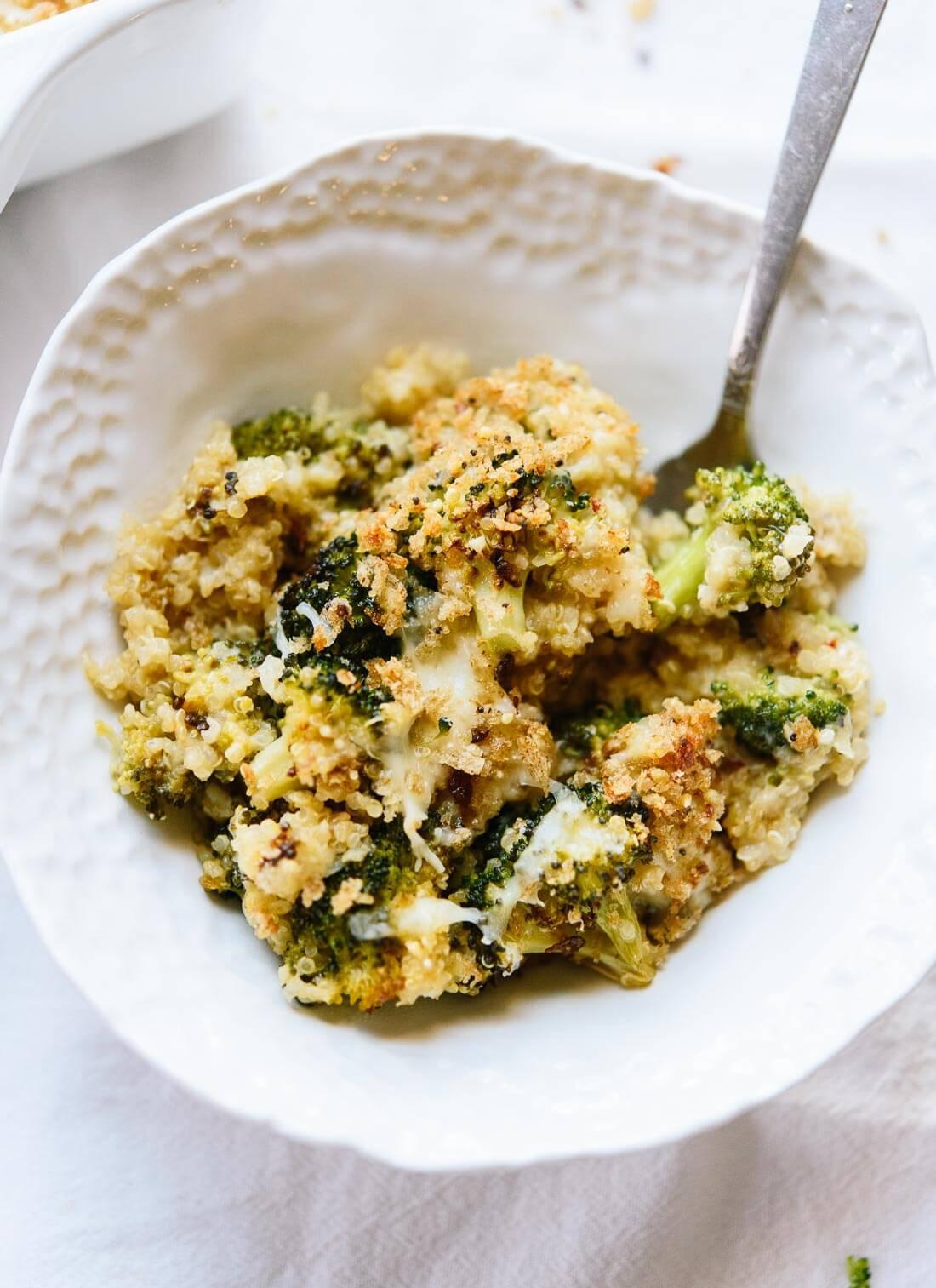 Broccoli Casserole Recipes  Better Broccoli Casserole Recipe Cookie and Kate