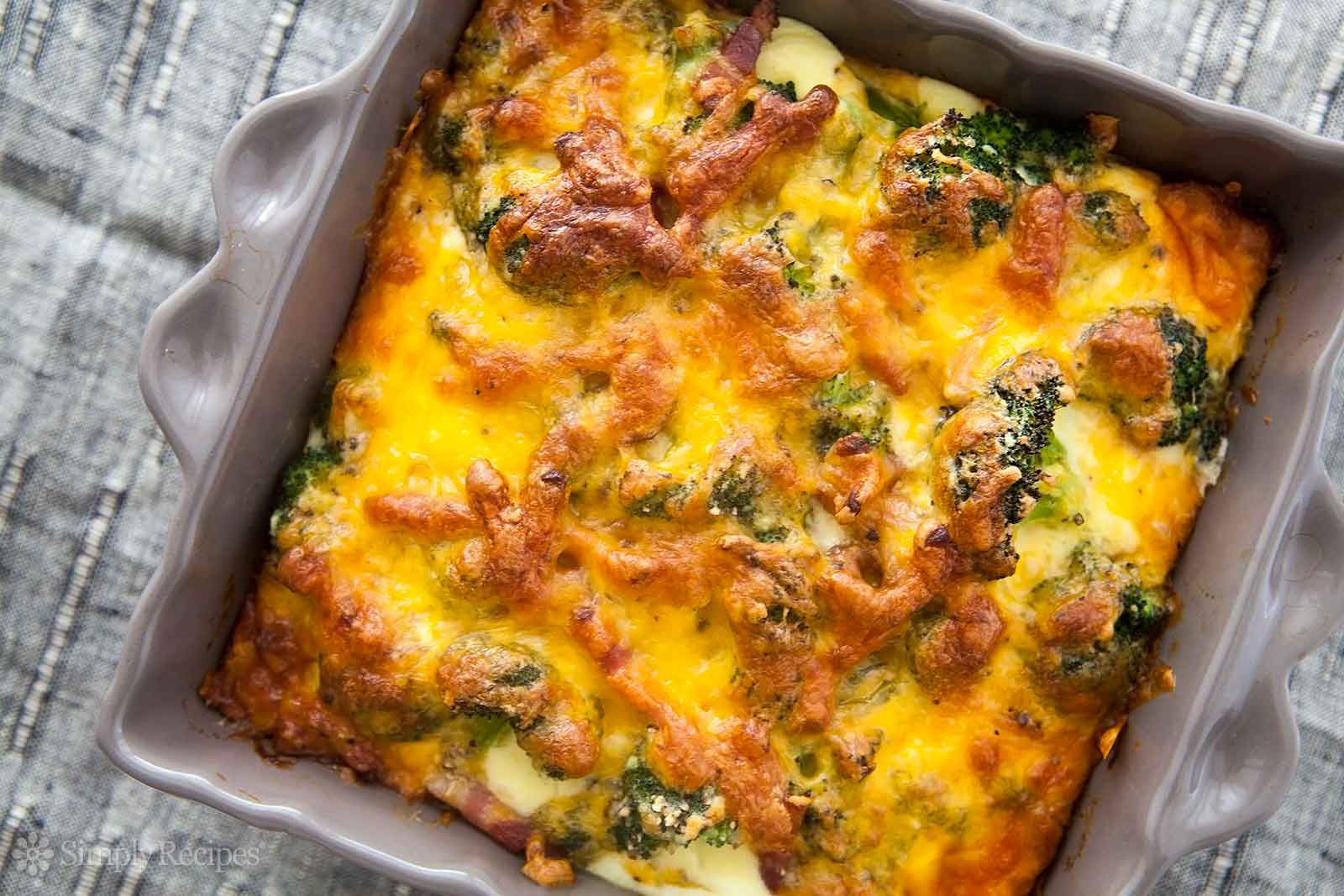 Broccoli Casserole Recipes  Broccoli Cheese Casserole Best EVER