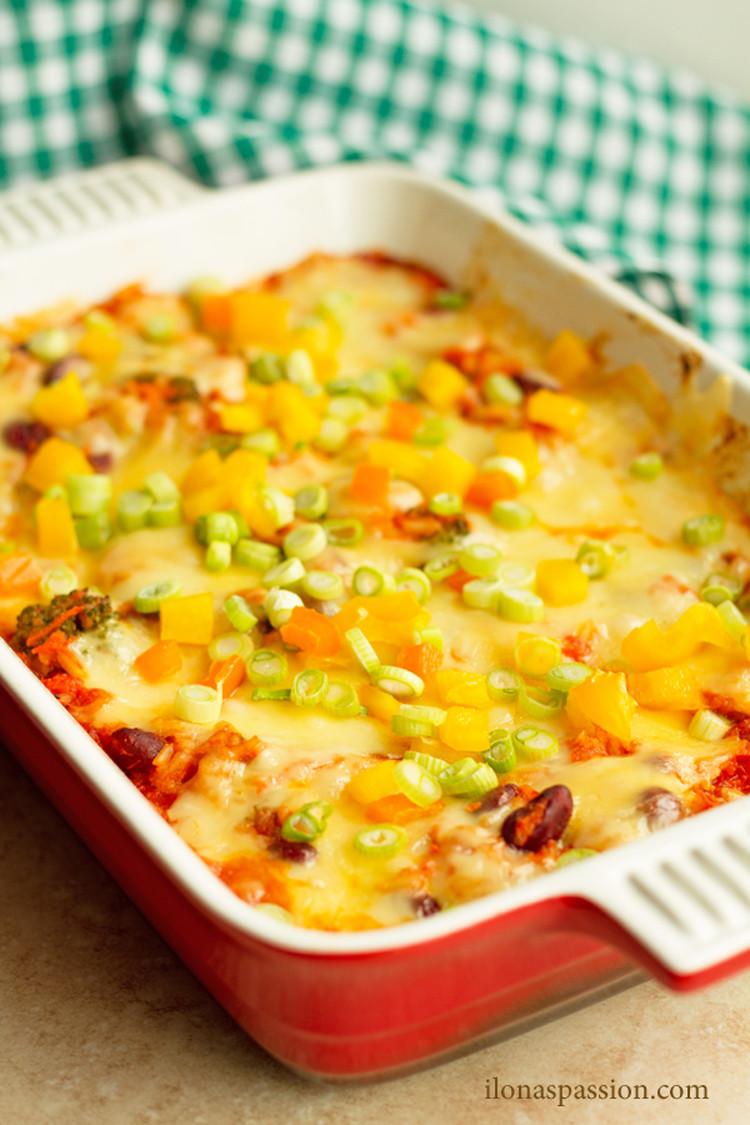 Broccoli Casserole Recipes  Quick And Easy Broccoli Casserole Recipe Oh My Creative