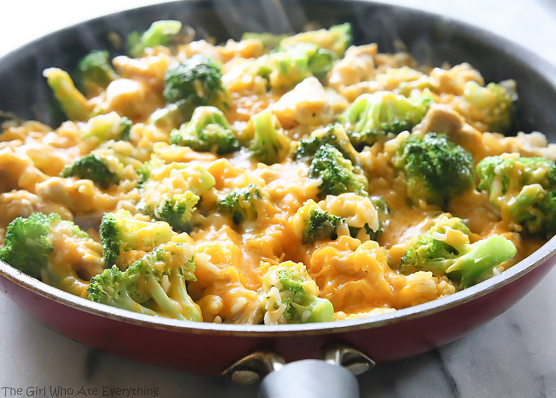 Broccoli Cheese Rice  10 Easy Family Meals for Under $10