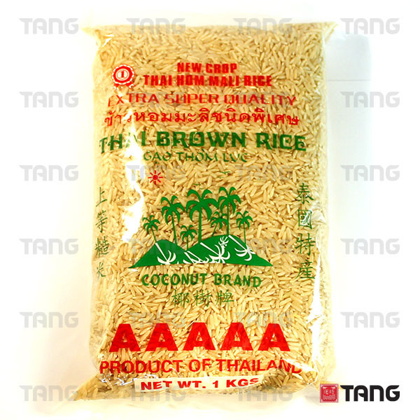 Brown Rice Brands  Rice