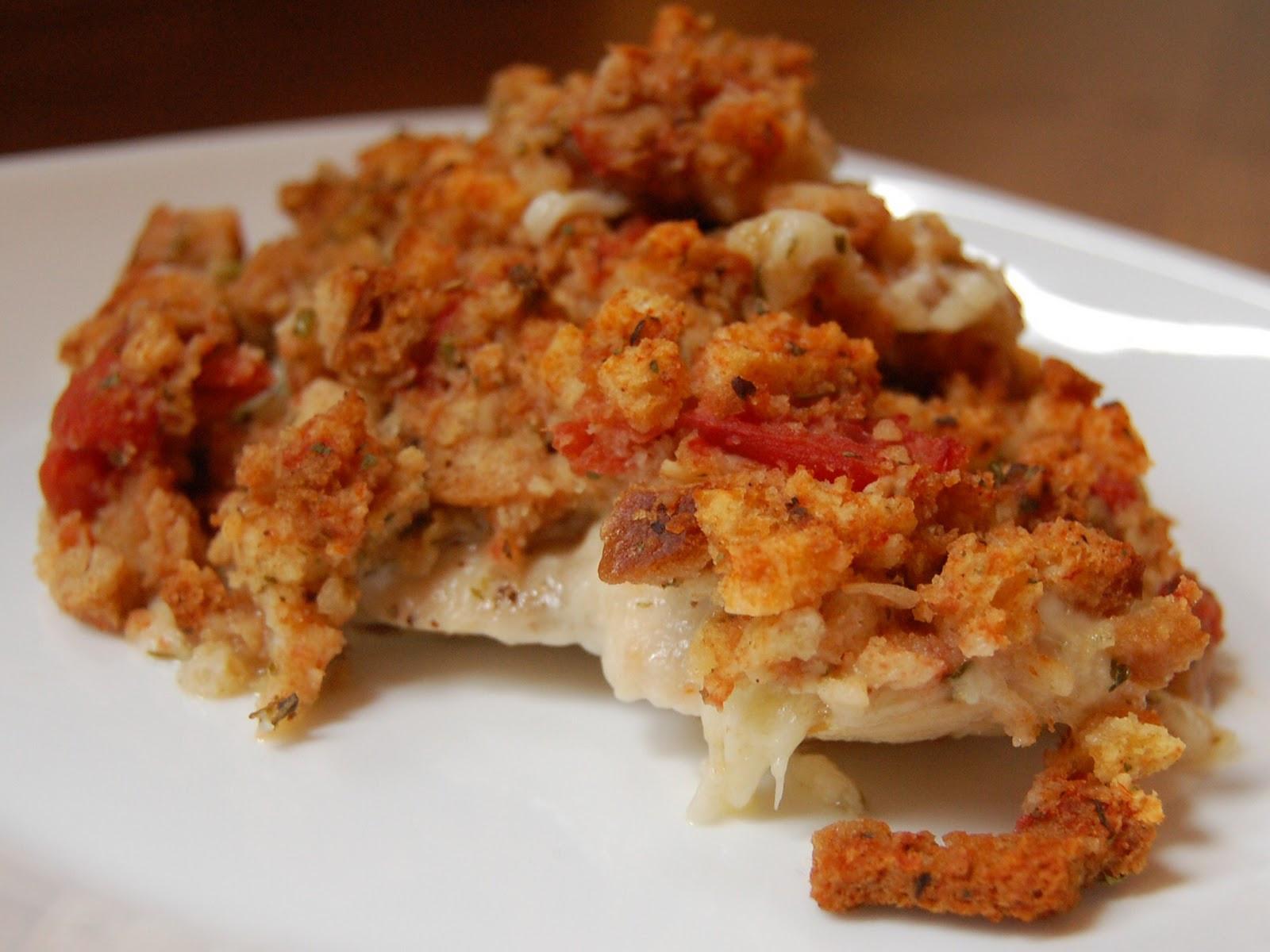 Bruschetta Chicken Bake  Cassie Craves Bruschetta Chicken Bake