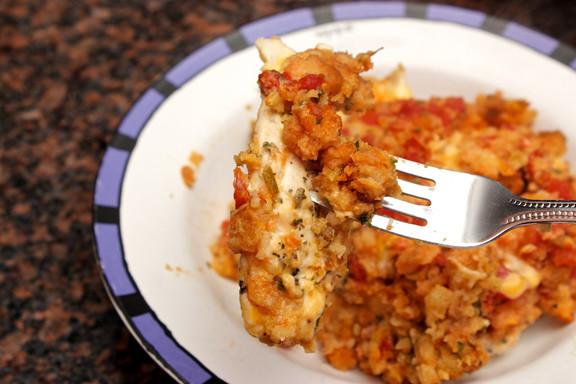 Bruschetta Chicken Bake  Quick and Easy Bruschetta Chicken Bake – Claudia s Cookbook