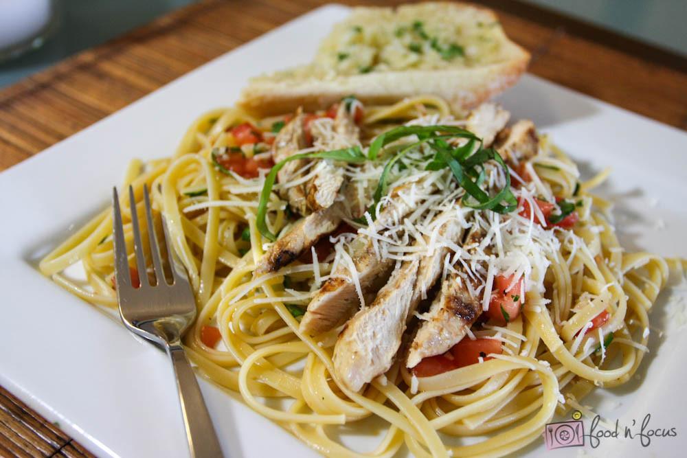 Bruschetta Chicken Pasta  Bruschetta Pasta with Chicken