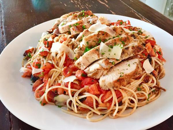 Bruschetta Chicken Pasta  Top Secret Recipes