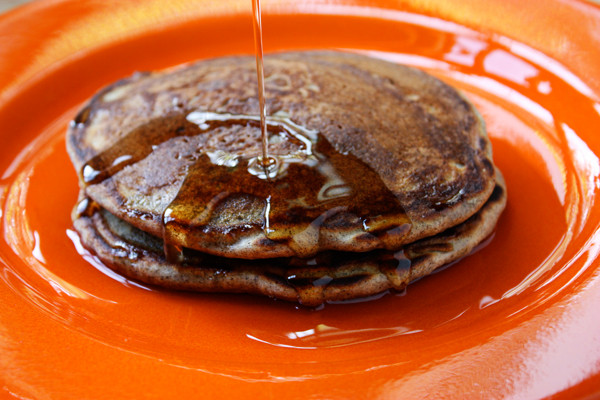 Buckwheat Pancakes Recipe  Buckwheat Pancakes Jenny Can Cook