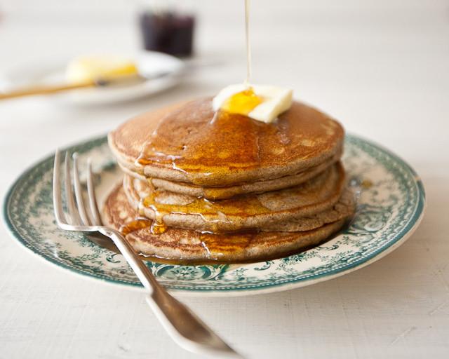 Buckwheat Pancakes Recipe  Buckwheat Pancakes
