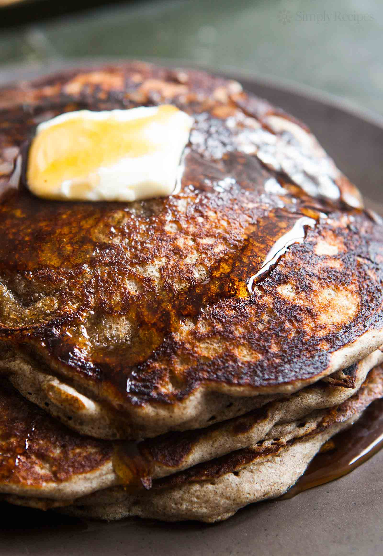 Buckwheat Pancakes Recipe  Buckwheat Pancakes Recipe