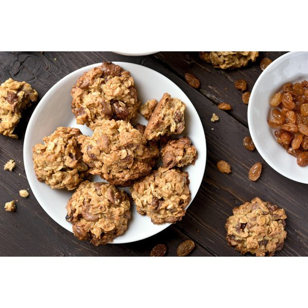 Butter Substitute Cookies  How to Substitute Applesauce for Butter in Oatmeal Cookies