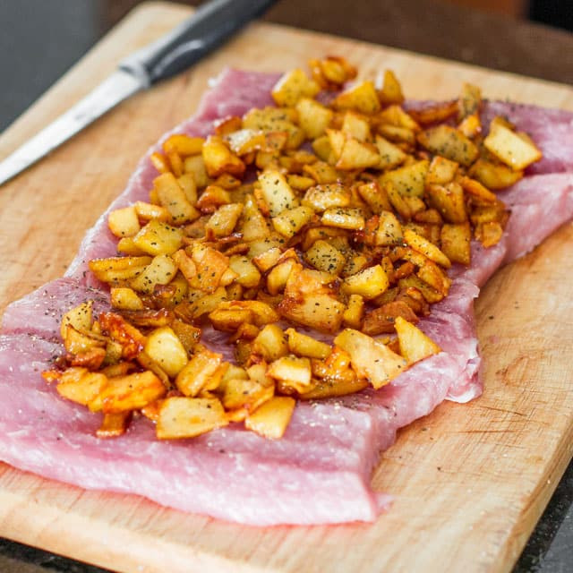 Butterfly Pork Loin  Caramelized Pork Loin Jo Cooks