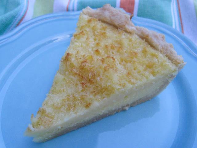 Buttermilk Chess Pie  Buttermilk Chess Pie – I am a Honey Bee