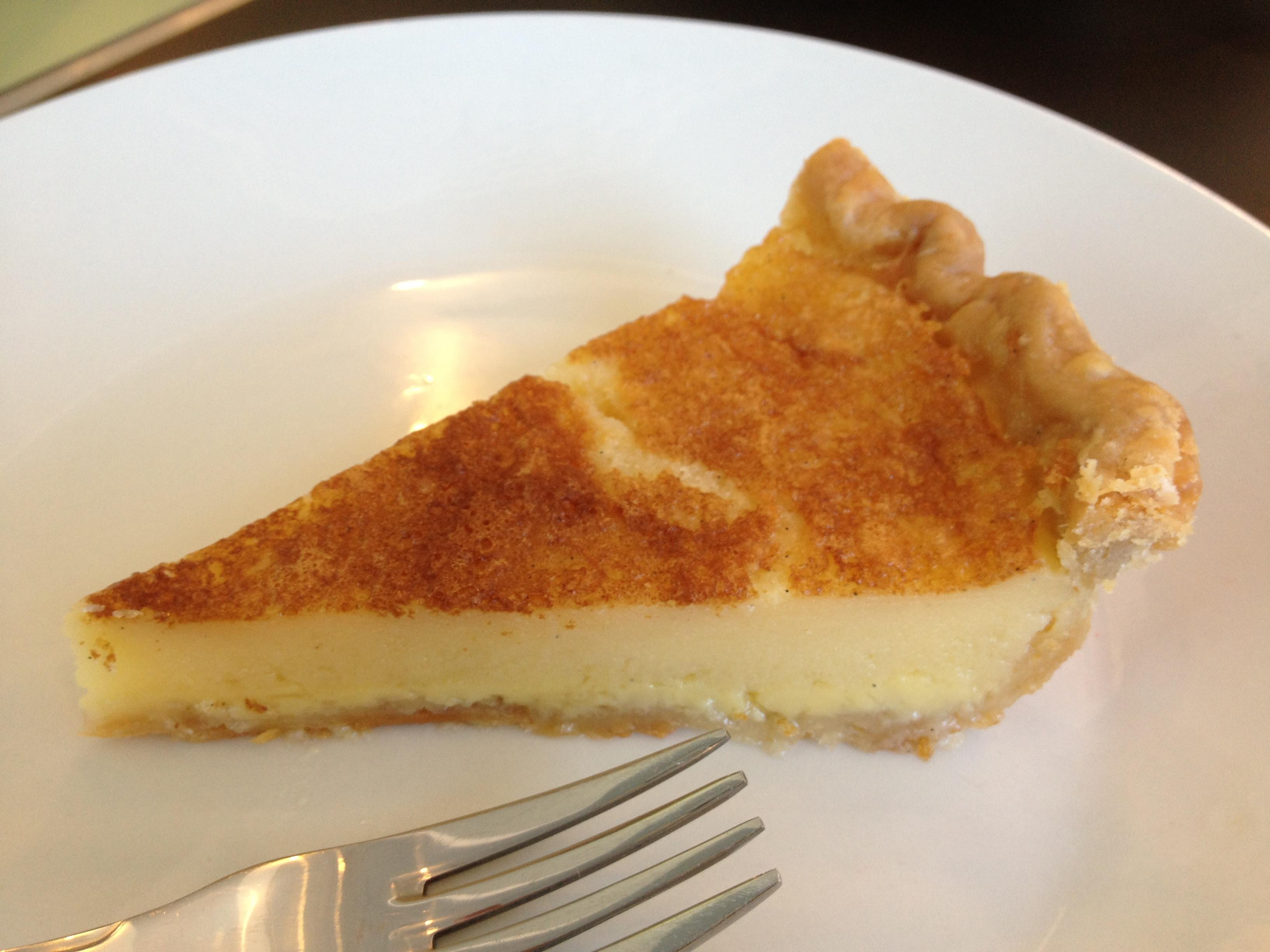 Buttermilk Chess Pie  CurvyMama Smackdown Chess Pie Versus Buttermilk Pie
