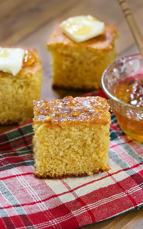 Buttermilk Cornbread Recipe  Sweet Buttermilk Cornbread Swanky Recipes