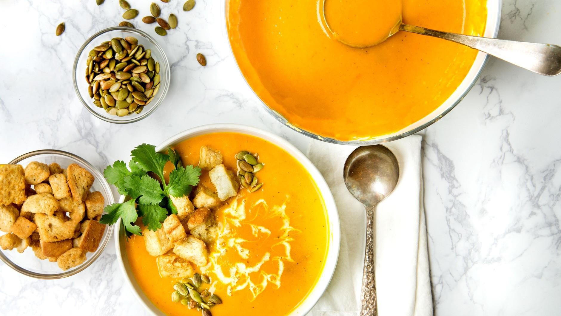 Butternut Squash Dinner Recipes  Butternut Squash Soup Recipe