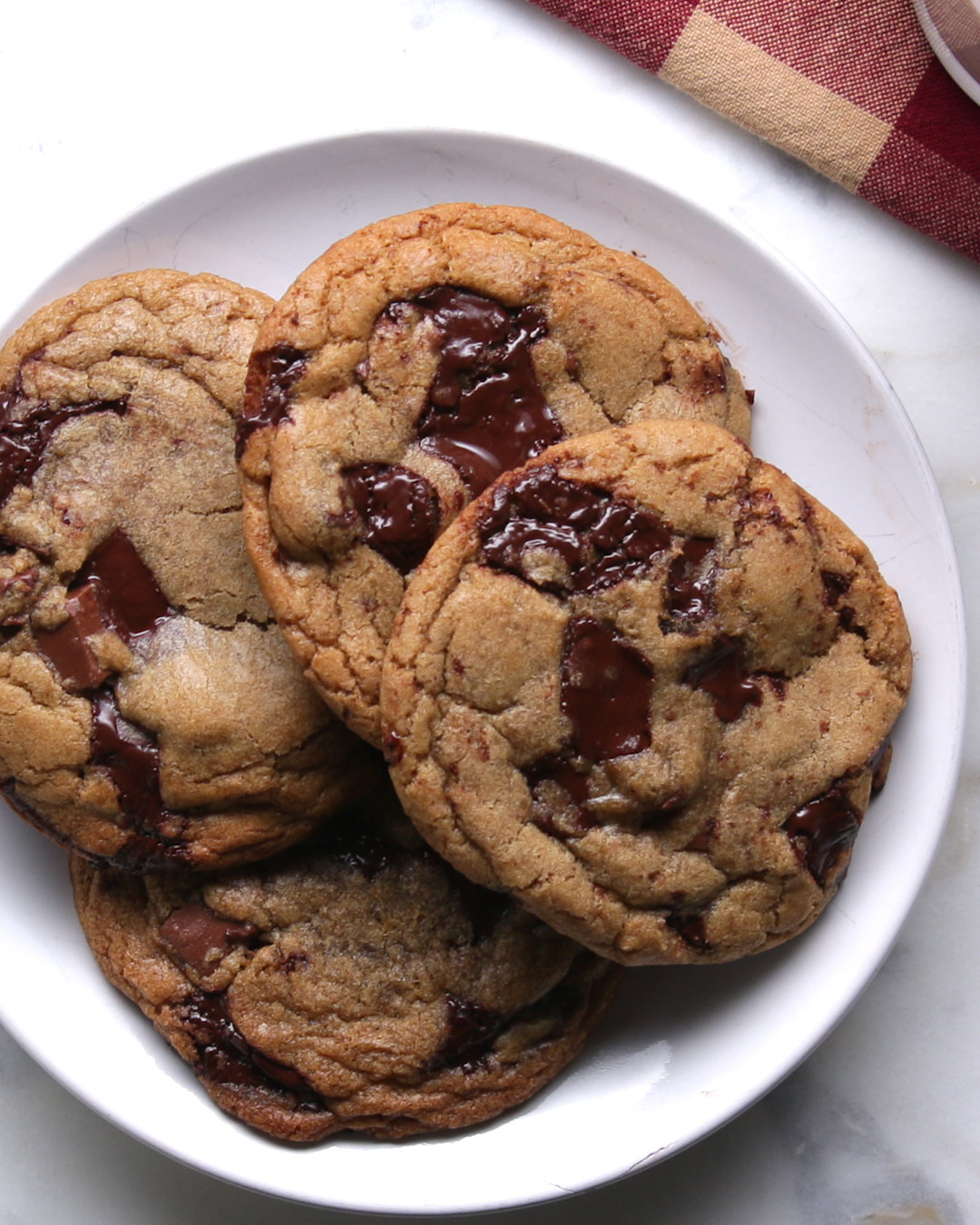 Buzzfeed Chocolate Chip Cookies  These Are Actually The Best Chewy Chocolate Chip Cookies Ever