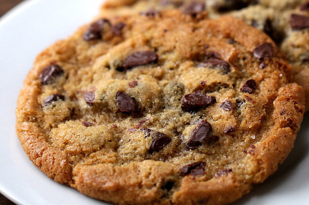 Buzzfeed Chocolate Chip Cookies  This Easy Chocolate Chip Cookie Dough Is Great For Food Prep